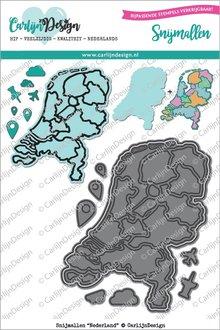 CarlijnDesign Snijmal Nederland (CDSN-0019)