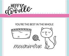 Heffy Doodle Mewniverse Stamps (HFD0039)