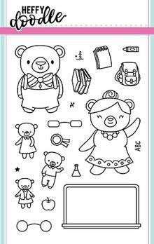 Heffy Doodle Teacher's Pet Stamps (HFD0047)