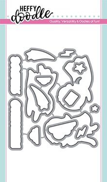 Heffy Doodle Superdudes Dies (HFD0121)