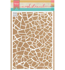 Marianne Design Masking Stencil Broken Tiles (PS8036)