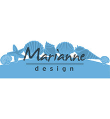 Marianne Design Creatable Sea Shells Border (LR0601)
