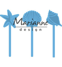 Marianne Design Creatable Sea Shells Pins (LR0602)
