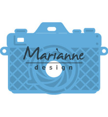 Marianne Design Creatable Photo Camera (LR0605)