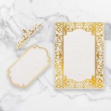 Couture Creations Gardenia Frames Cut, Foil & Emboss Die (CO726756)
