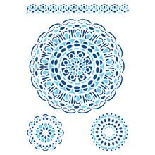 Stamperia Masking Stencil A4 Lace (KSG97)