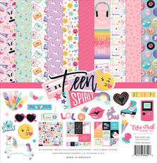 Echo Park Teen Spirit Girl 12x12 Inch Collection Kit (TSG184016)