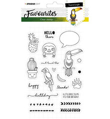 Studio Light Favourites Clear Stamps (STAMPSL334)