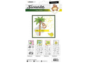 Studio Light Favourites Clear Stamps (STAMPSL335)