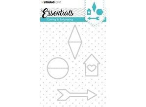 Studio Light Essentials Cutting & Embossing (STENCILSL142)