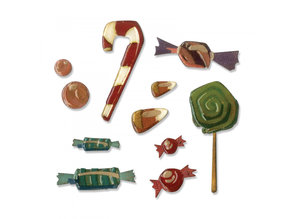 Sizzix Thinlits Alterations Sweet Treats (664204)