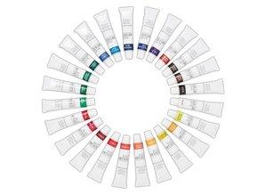 Artiste Watercolour Paint Set 12ml (24pk) (DOA 551005)
