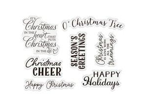 Gemini Christmas Tree Stamp & Die (GEM-STD-CTRE)