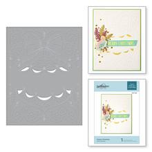 Spellbinders Classic Christmas Cut & Emboss Folder (CEF-018)