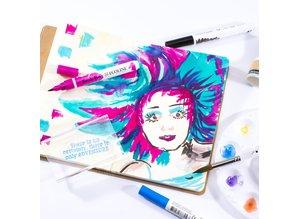 Vaessen Creative A5 Journal Stamp Book (200306-104)