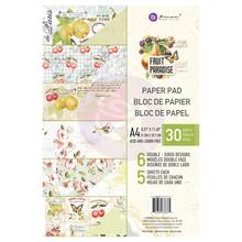 Prima Marketing Inc Fruit Paradise A4 Paper Pad (638375)