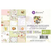 Prima Marketing Inc Fruit Paradise 4x6 Inch Journaling Cards (638405)