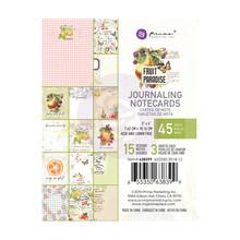 Prima Marketing Inc Fruit Paradise 3x4 Inch Journaling Cards (638399)