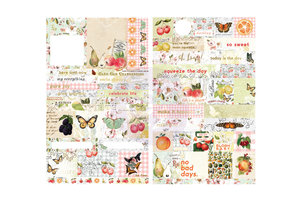 Prima Marketing Inc Fruit Paradise Quote and Word Stickers (638436)