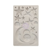 Prima Marketing Inc Star And Moons Mould (966638)