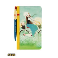 Kori Kumi Jotter with Pen Summertime (595KK03)