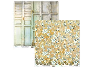 Mintay Old Manor 6x6 Inch Scrapbooking Paper Pad (MT-OLD-08)