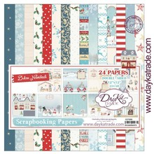 Dayka Dulce Navidad 12x12 Inch Paper Pack (SCP-3008)
