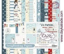 Dayka Mi Comunión Niño 12x12 Inch Paper Pack (SCP-3012)