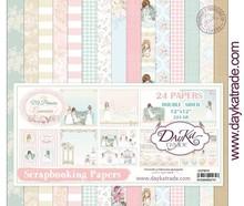 Dayka Mi Primera Comunión Niña 12x12 Inch Paper Pack (SCP-3015)