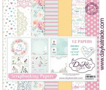 Dayka Voy A Ser Mama 12x12 Inch Paper Pack (SCP-3017)