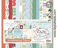 Dayka Momentos inolvidable Niño 12x12 Inch Paper Pack (SCP-3021)