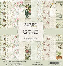 Reprint Summer Time 6x6 Inch Collection Pack (RPP018)
