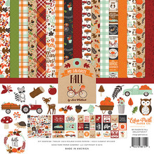Echo Park My Favorite Fall 12x12 Inch Collection Kit (MFF187016)