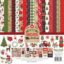 Echo Park My Favorite Christmas Collection Kit (MFC190016)