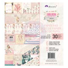 Prima Marketing Inc Golden Coast 8x8 Inch Paper Pad (995065)