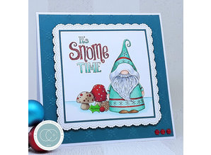 Craft Consortium It's Snome Time Clear Stamps (CCSTMP013)