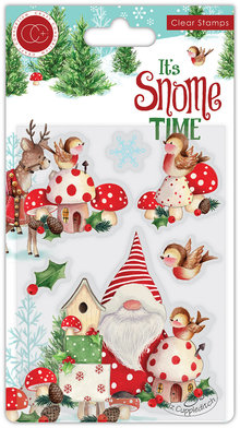 Craft Consortium Robin Mischief Clear Stamps (CCSTMP014)
