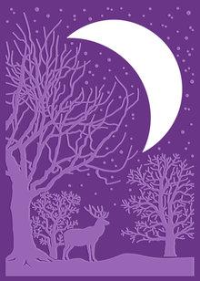 Gemini Winter Wonderland Cut & Embossing Folder (GEM-CEF-WWON)