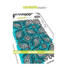 Carabelle Studio Indian Inspired #2 Cling Stamp (SA60455)