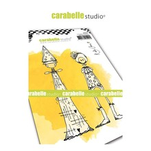 Carabelle Studio Quirky Cling Stamp (SA60457)