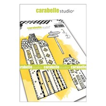 Carabelle Studio Our Street Cling Stamp (SA60459)