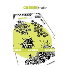 Carabelle Studio Ma Jolie Coccinelle Cling Stamp (SA60461)