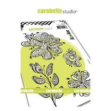 Carabelle Studio Fleurs Succulentes Cling Stamp (SA60463)