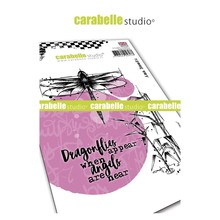 Carabelle Studio Angels Are Near Cling Stamp (SA60478E)