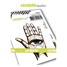Carabelle Studio Hamsa Cling Stamp (SMI0234)