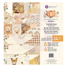 Prima Marketing Inc Autumn Sunset 12x12 Inch Paper Pad (995478)