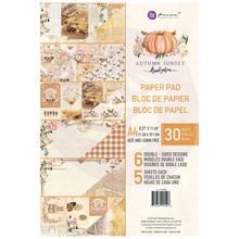 Prima Marketing Inc Autumn Sunset A4 Paper Pad (995508)