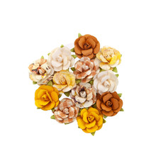 Prima Marketing Inc Autumn Sunset Flowers Harvest Moon (642778)
