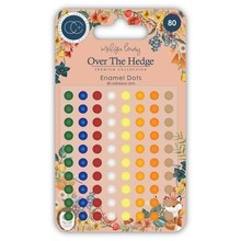 Craft Consortium Over The Hedge Enamel Dots (CCADOT004)
