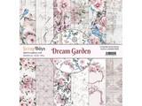 ScrapBoys Dream Garden 12x12 Inch Paper Set (DRGA-08)